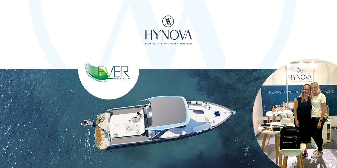 HYNOVA au salon Ever Monaco 2020